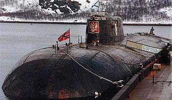 истинная причина гибели подводной лодки курск