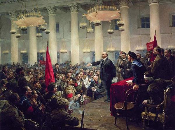 Картинки по запросу ленин революция свершилась